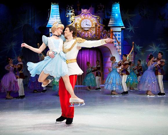 Disney On Ice: Dare To Dream at Wells Fargo Arena