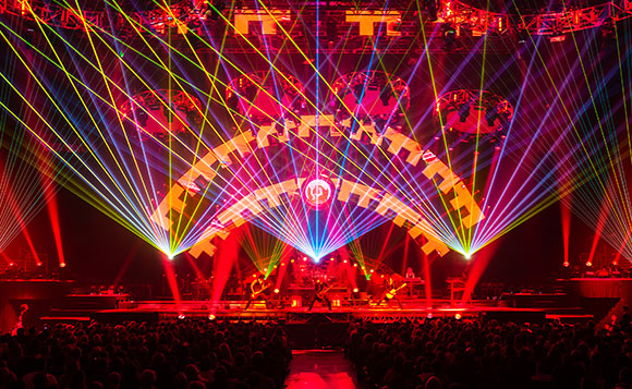 Trans-siberian Orchestra at Wells Fargo Arena