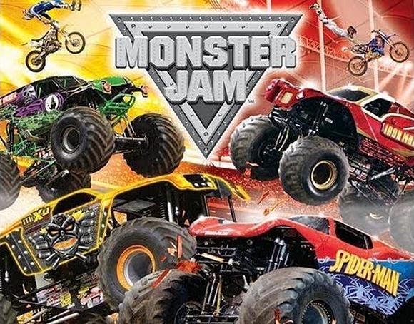 Monster Jam at Wells Fargo Arena