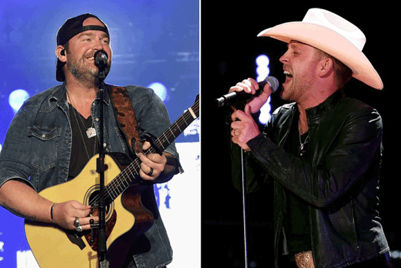 Lee Brice & Justin Moore at Wells Fargo Arena