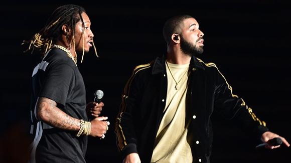 Drake & Future at Wells Fargo Arena