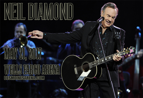 Neil Diamond at Wells Fargo Arena