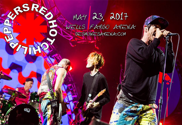 Red Hot Chili Peppers at Wells Fargo Arena