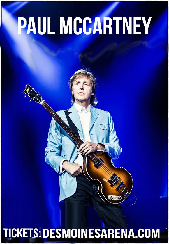 Paul McCartney at Wells Fargo Arena