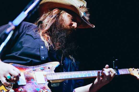 Chris Stapleton, Margo Price & Brent Cobb at Wells Fargo Arena
