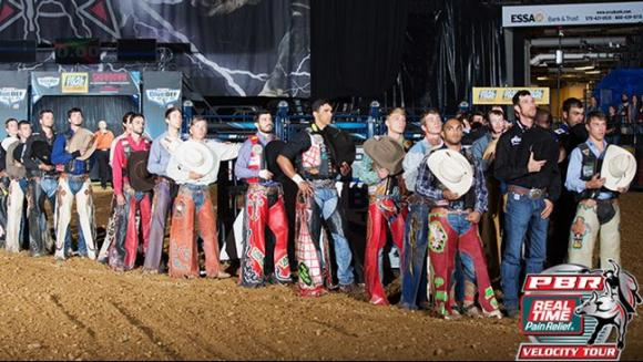 Real Time Pain Relief Velocity Tour: PBR - Professional Bull Riders at Wells Fargo Arena