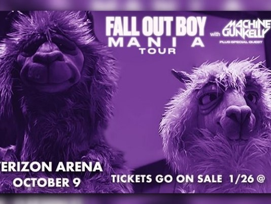 Fall Out Boy & Machine Gun Kelly at Wells Fargo Arena